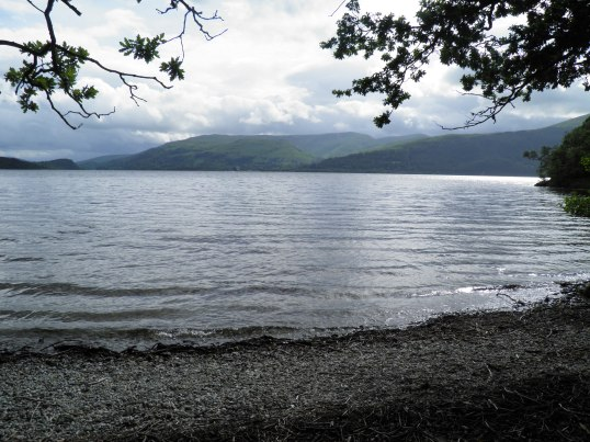 Banks of Loch Lomond
