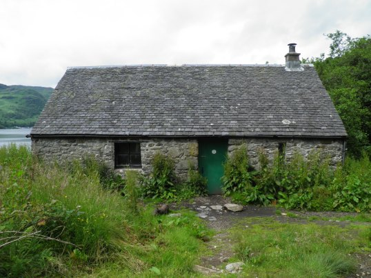 A Scottish bothy