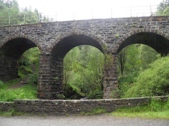 Caledonian Railway line to Oban