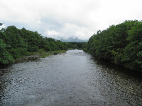 River Fillan