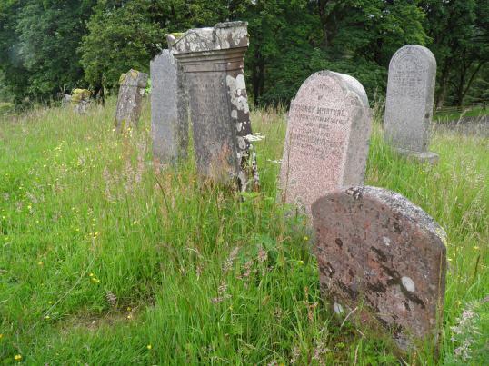 St Fillan's cemetery
