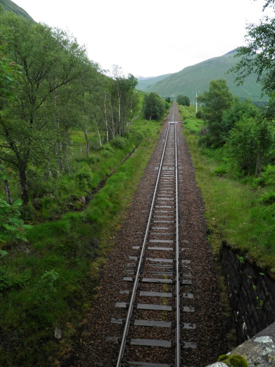 West Highland line south