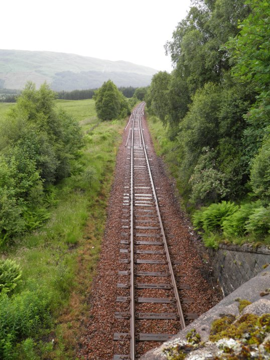 West Highland line north