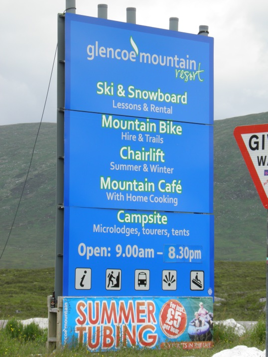 Glencoe Resort