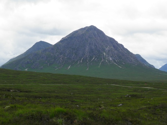 Buachaille Etive Mor near Kingshouse