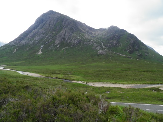 Buachaille Etive Mor from the roadside