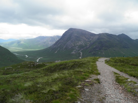 Final view of Glencoe