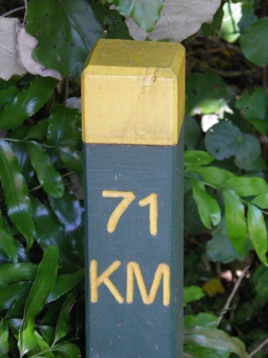 71km to go...