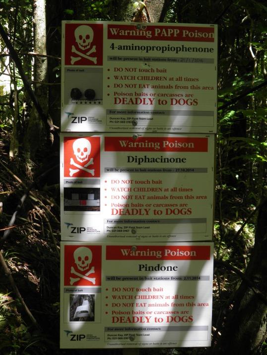 Poison, poison everywhere