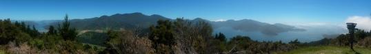 Eatwells Lookout panorama