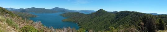 Blackwood Bay panorama