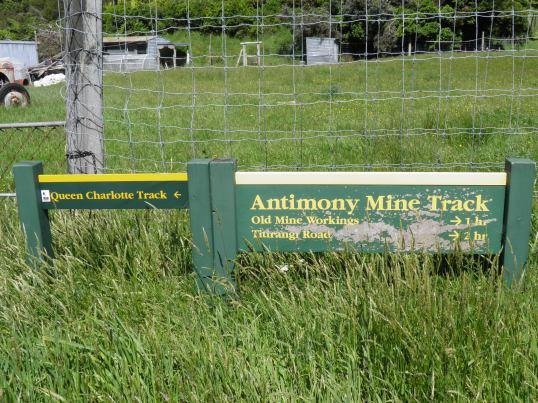 Antimony Mine turn-off
